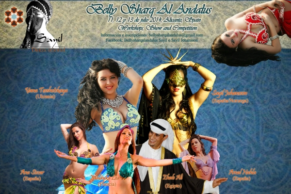 Belly Sharq Al Andalus 2014 copia