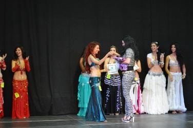 Amira Falak 2º premio
